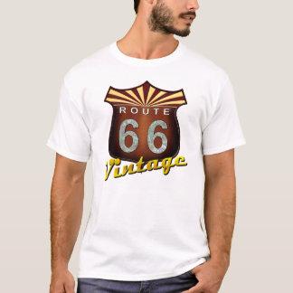 T-shirt Cru de l'itinéraire 66