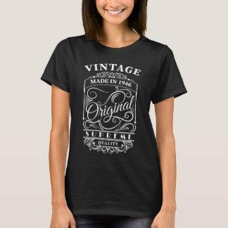 T-shirt Cru fait en 1946