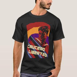 T-SHIRT CRUCERO LIBERTAD