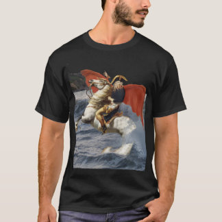T-shirt Cthulhu Bonaparte