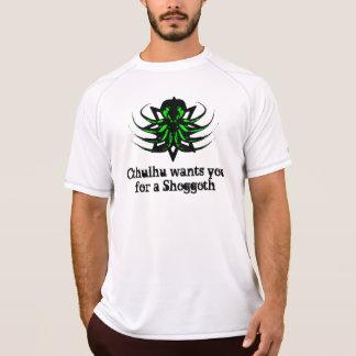 T-shirt Cthulhu vous veut pour un Shoggoth