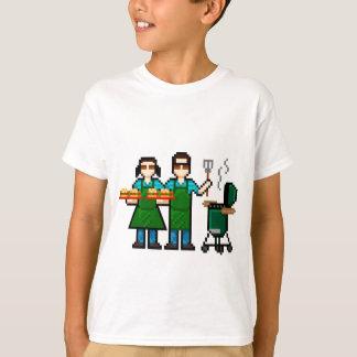 T-shirt Cuisiniers des couples BGE