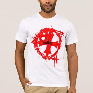 T-shirt Culture de Goth
