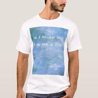 T-shirt Customisez le votre