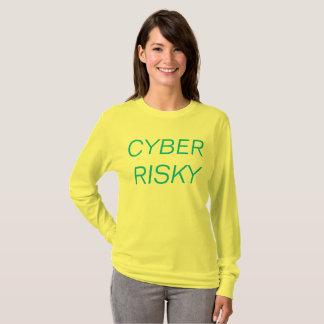 T-shirt cyber risqué