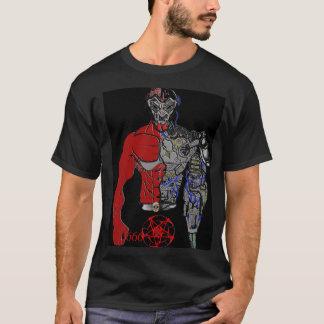 T-shirt Cyber Satan