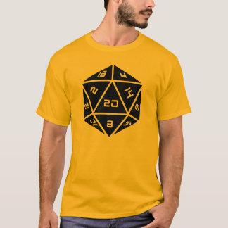 T-shirt d20