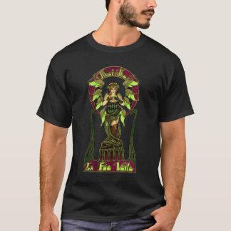 T-shirt d'absinthe