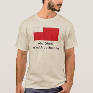 T-shirt d'Abu Dhabi