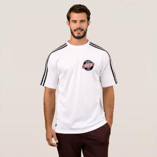 T-shirt d'Adidas ClimaLite® des hommes de fan du