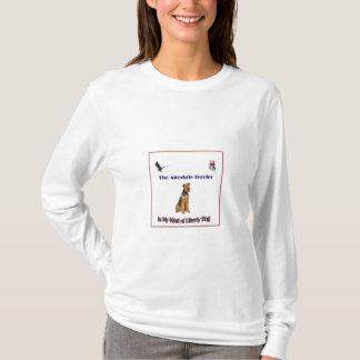 T-shirt d'Airedale