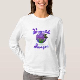 T-shirt DAMES BAYSIDE IMAGES3 HOODY adaptées