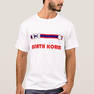 T-shirt d'amour de la Corée du Nord 2013