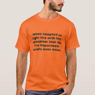 T-shirt d'amusement