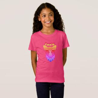 T-shirt d'amusement de Foxie