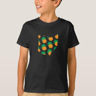 T-shirt d'ananas de l'Ohio