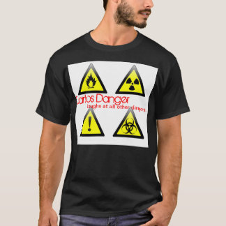 T-shirt Danger de Carlos
