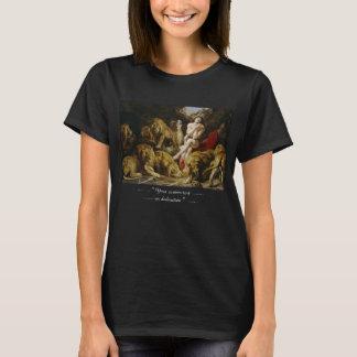 T-shirt Daniel dans la peinture de Peter Paul Rubens du
