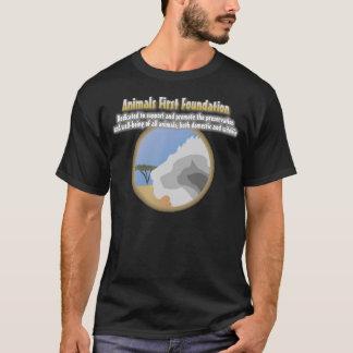 T-shirt d'AnimalsFirstFoundation.org