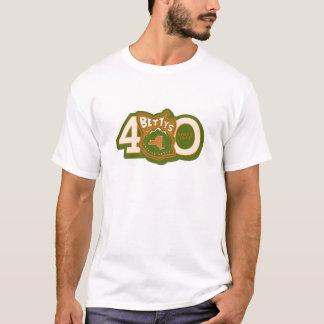 T-shirt d'anniversaire de BTA quarantième