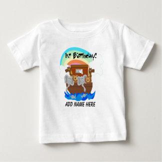 T-shirt d'anniversaire de l'arche de Noé