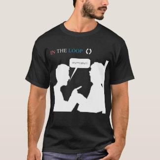 T-shirt Dans la boucle - Sweary Tucker