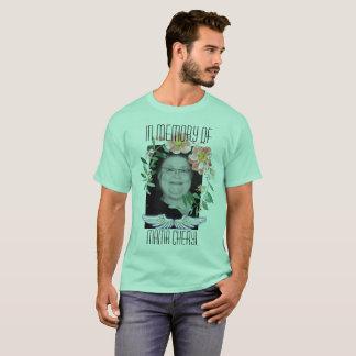 T-shirt Dans la mémoire de Cheryl Robinson
