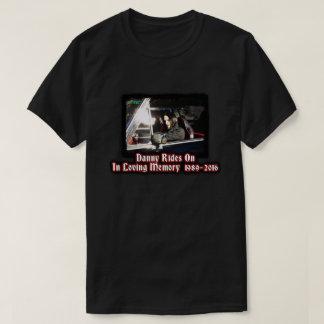 T-shirt Dans la mémoire de Danny Cutia