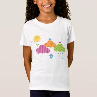 T-Shirt Dans les nuages
