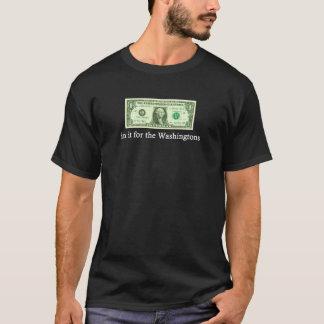 T-shirt Dans lui pour le Washingtons