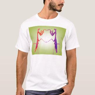 T-shirt Danse de mante