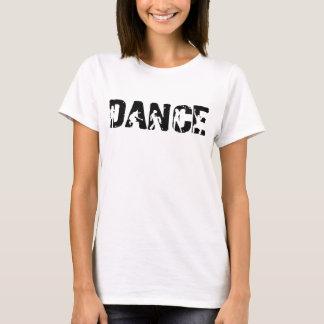 T-shirt DANSE ! Moteurs et dispositifs trembleurs
