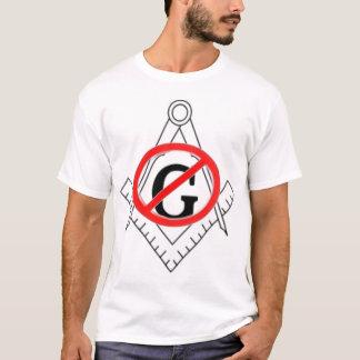 T-shirt d'ANTI-ILLUMINATI pour les hommes