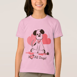 T-shirt Daphne le chien adopté