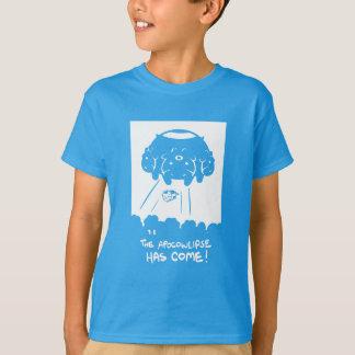 T-shirt d'Apowcalipse d'évolution de vache