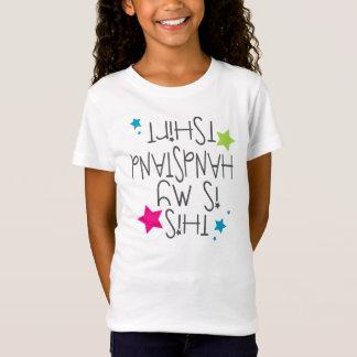 T-shirt d'appui renversé
