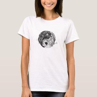 T-shirt d'art de bruit de Nancy (douille courte)