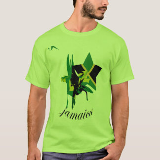 T-shirt d'Ashley Jamaïque