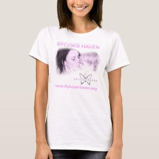 T-shirt d'asile de Sylvi'a