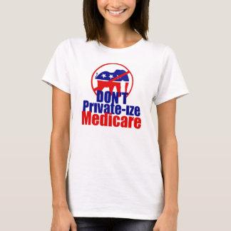 T-shirt d'Assurance-maladie