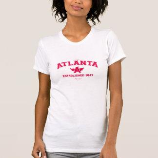 T-shirt d'Atlanta des femmes