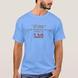 T-shirt d'attaque de retard