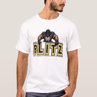 T-shirt d'attaque éclaire