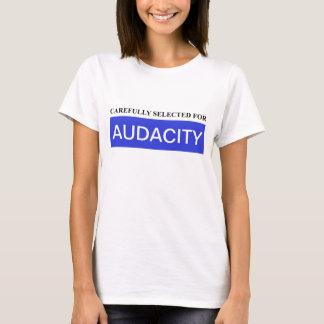 T-shirt d'AUDACE