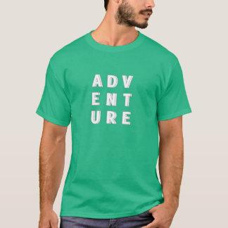 T-shirt d'aventure - enfer de T-shirt