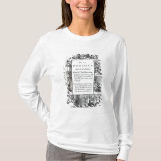 T-shirt Day du seigneur, 1639