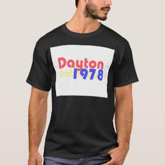 T-shirt Dayton 1978