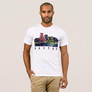 T-shirt Dayton dans le graffiti