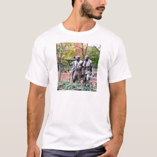 T-shirt DC commémoratif du Vietnam Washington