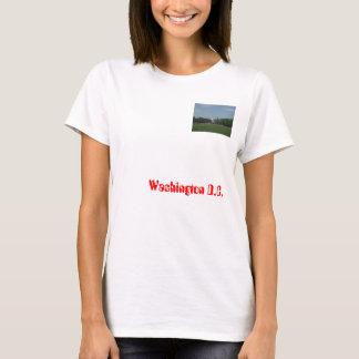 T-shirt DC de Washington